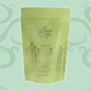 The Handmade Soap Co. Anam Collection Wash Refill Bag